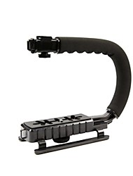 CC-vh02 видео ручка steadycam стабилизатор КПК ручка для Canon Nikon Sony DSLR камер DV видеокамеры мини