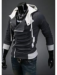 Super Hot Men's Casual Hoodie Long Sleeve Sweats & Hoodies