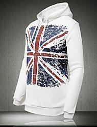 WAN épaissir les sueurs à manches longues pour hommes&hoodies