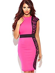 Women's Slim Sleeveless Dress