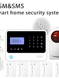 GSM Home Alarm System with IOS and Android APP GS-G90E