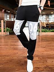 pantaloni della tuta moda maschile