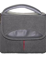 холст сумка мессенджер камера dengpin® плечо для Canon EOS 1000D 1200D м2 100d 400d 550d 600d 700D 30D 50D 70D 7D