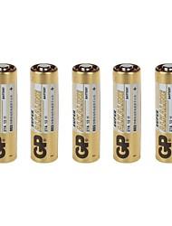 bateria alcalina descartável gp 28 milímetros 20mah 12v (5 peças)