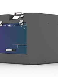 высокий класс сопло 0,4 мм высокой точностью закрыты Поддержка 3D принтер в автономном режиме печати