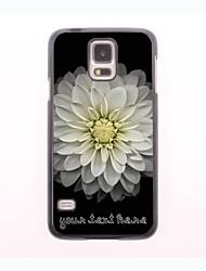 personalisierte-Tasche - große Lotosentwurf Metallgehäuse für Samsung-Galaxie s5 Mini