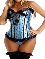 lingerie sexy corset shapewear des femmes (mors couleurs) shaper