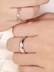casal coreano anel anel de voar juntos