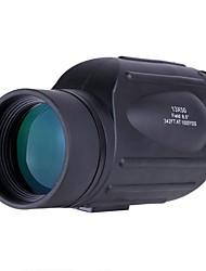 GOMU® 13x 50 mm Monocular BaK-4Waterproof / Fogproof / Carrying Case / Porro Prism / High Definition / Wide Angle / Spotting Scope /
