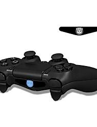б-Skin® наклейка холодный свет бар для PS4 контроллера для DUALSHOCK 4