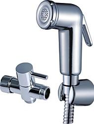 baños bidet higiénico kit de ducha inodoro cromo aerosol