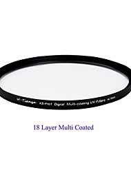 TIANYA® 46mm MC UV Ultra Slim XS-Pro1 Digital Muti-coating UV Filter for Sony PJ820e PJ610e 660 CX510e