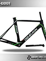 og s7-g001 Bb68 di2 carbono / marco de la bicicleta freno mecánico v og-evkin