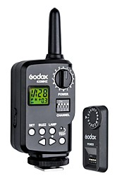 Godox Disparador de Flash Sapata Controlo Wireless de Flash
