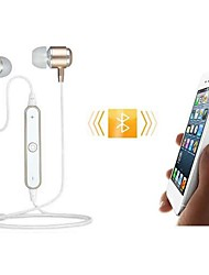 Sporty Bluetooth V4.0 In-Ear Stereo Headset for iPhone Samsung S4/5 and Cellphone