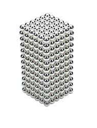 cn-432 boules de 5mm de bricolage de fer néodyme fixés (432 pièces)