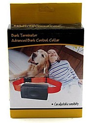Automatic Electronic Shock Bark Control Collar for Pet Dogs