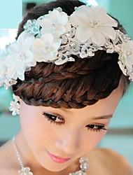 Women's Lace/Tulle/Alloy Headpiece - Wedding Headbands