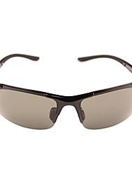 Cycling 100% UV400 Plastic Wrap Fashion Sports Glasses