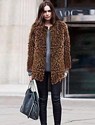 Zha.Mi  Women's  European Fashion Elegant Cheap Coat
