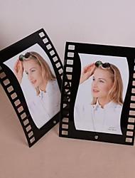 criativa filmstrip photo frame-set de 2