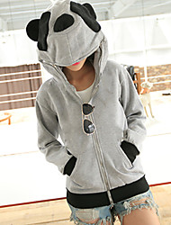 Women's Fashion Panda Pattern Winter Hoodies