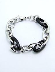 SPHERE Stainless Steel Strand Bracelets
