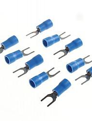 U-образный разъем вилка терминал кабель медный провод (50шт)