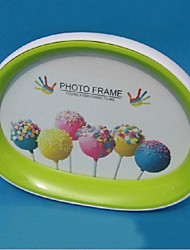 """Modern Double-Faced Ellipse  5""""*7""""Picture Frame"""