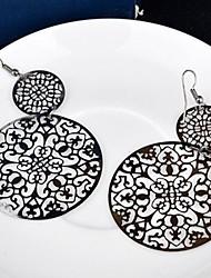 Drop Earrings Alloy Fashion Jewelry 2pcs