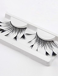 Enchantress Feather Carnival Eyelashes