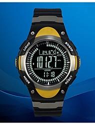 Sunroad relógio esportivo fr828b para outdoor equipe alpinista, altímetro, barômetro, bússola, pedômetro e data etc