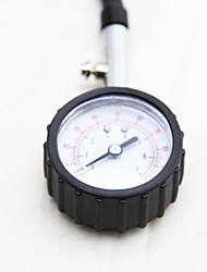 LEBOSH®High Quality Precise Chip Tire Pressure Gauge Stainless Steel