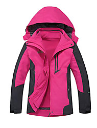 Outdoor Women's Tops / Ski/Snowboard Jackets / Jacket / 3-in-1 Jackets / Woman's Jacket / Winter JacketSkiing / Camping & Hiking /