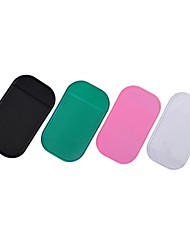 Universal Car Phone Mat,Repeated Washing, Safe and Environmental,A Variety of Color(1Pcs)