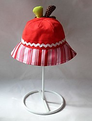 Red Cute Fishing Theme High Quality Hat for Baby