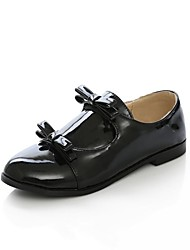Women's Shoes Round Toe Flat Heel Loafers with Bowknot Shoes More Colors available