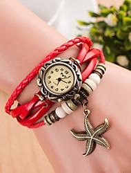 Wanbao женщины все соответствующие старинные звезда кулон часы