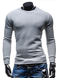 Men's Casual Fashion Slim Long Sleeve T-Shirt
