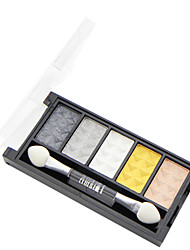 Colorful 5 Colors Eye Shadow