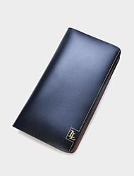 Men's Genuine Leather Clutch Bag Wallet