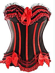 noite moda sexy rendas bodycon corset de véspera