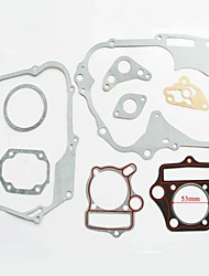 Universal 4 Stroke Horizontal 110CC Dirt Pit Bike ATV Engine Full Gasket Set