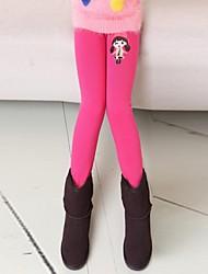 moda da menina leggings doce tudo de correspondência