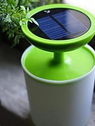 alta lâmpada 1W de energia de luz em vaso energia solar levou luz da noite