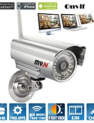 720P WIFI IP CAMERA,Restoring The Factory With Key Functions