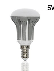 E14 5 W 18 SMD 2835 450-500 LM 6000-6500 K Koel wit A Bollampen AC 220-240 V