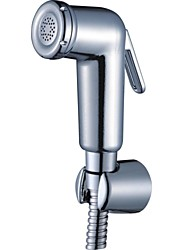 banheiros bidé higiene kit de ducha spray de cromo toliet