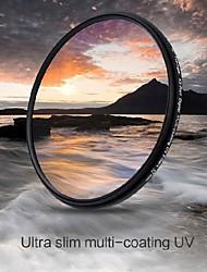tianya® 52mm MC UV Filtro UV ultra delgado XS-Pro1 digital recubrimiento muti para Nikon D5200 D3100 D5100 D3200 lente 18-55mm