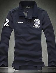 MAIDU Men's Korean Slim Fit long sleeve T-shirt Men's long sleeve